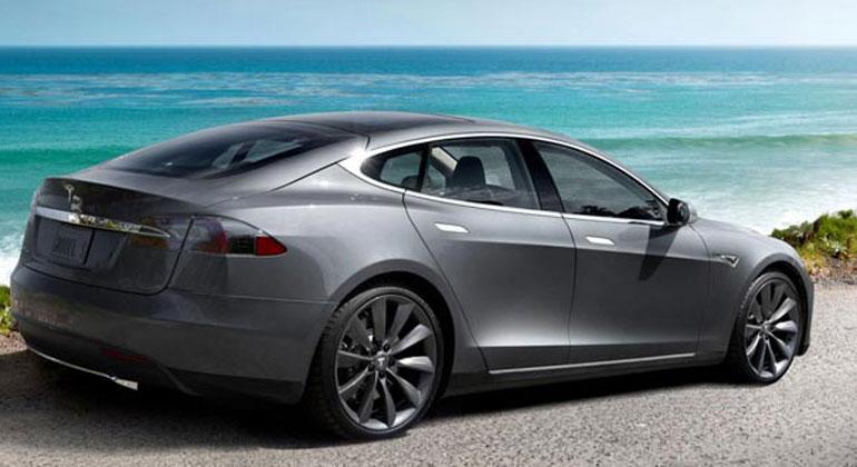 teslamotors.com | Tesla S