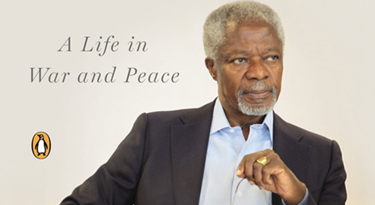 A Life in War and Peace