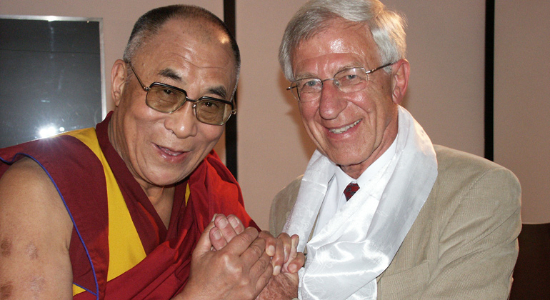 Dalai Lama: Only the truth sets free!