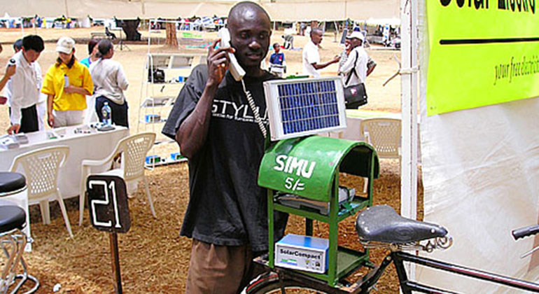 Solar Power–The Future Energy Resource For Africa