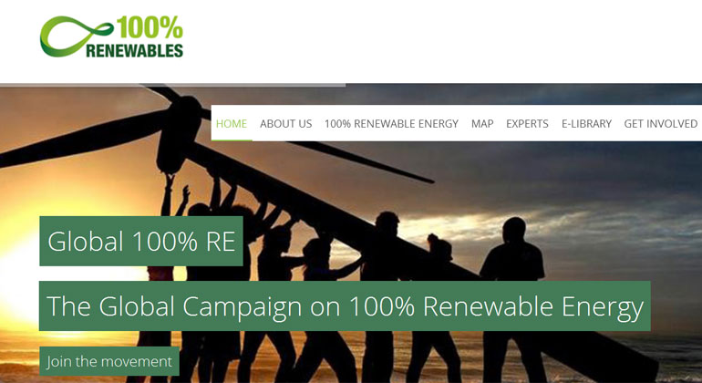 RE-Energizing cities: Global 100% RE & ICLEI join forces