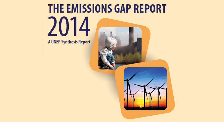 The Emissions Gap Report 2014