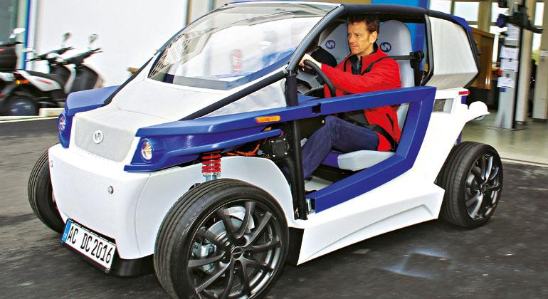 AUTO BILD: E-Autos deutscher Hochschulen gehen in Serie