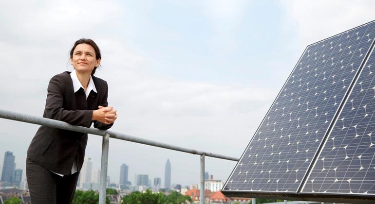 Engagement und Leidenschaft für Nachhaltigkeit
