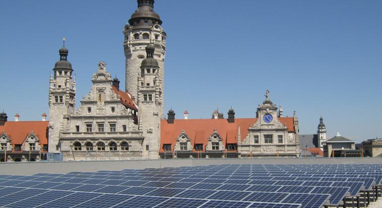 Gotteshaus setzt auf Sonnenkraft
