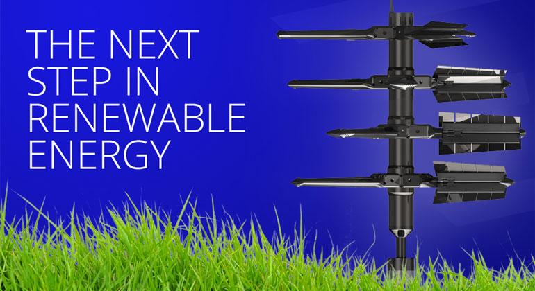 the new torque wind turbine is the world's most advanced small wind turbine