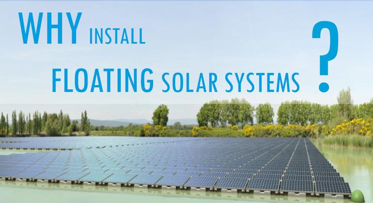 Kyocera will größtes schwimmendes Solarkraftwerk bauen