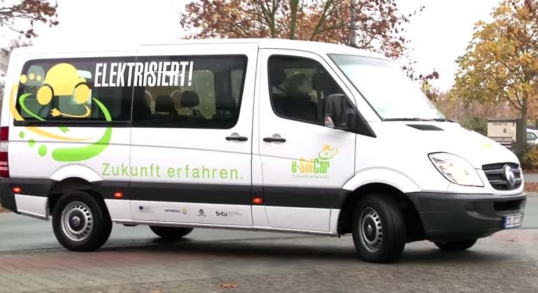 Elektromobile als Kurzzeitspeicher einsetzbar
