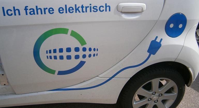 Jederzeit mobil sein mit dem Elektroauto