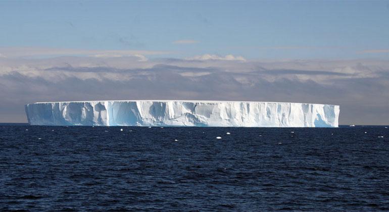 Antarktis: Wärme kommt aus der Tiefe