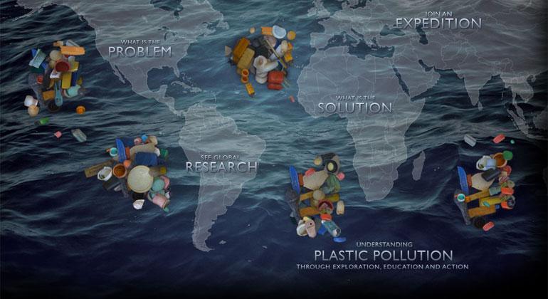 269.000 Tonnen Plastikmüll treiben auf Weltmeeren