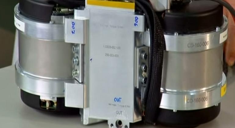 Energiewende: Schwungradspeicher als Alternative zur Batterie