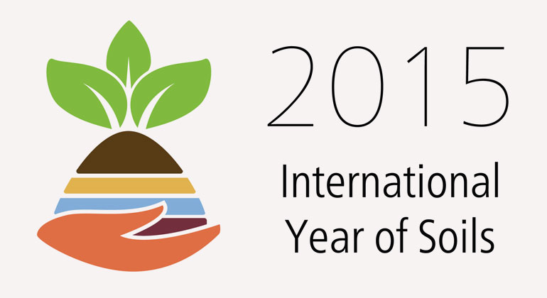 Nothing dirty here: FAO kicks off International Year of Soils 2015
