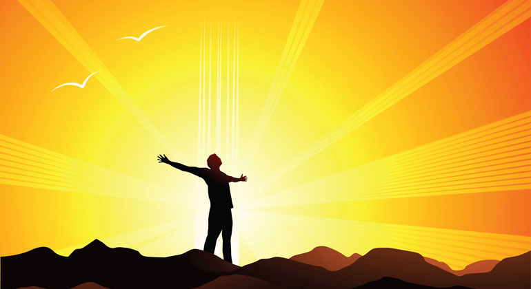 Jesus heute: Kann man mit der Bergpredigt regieren?