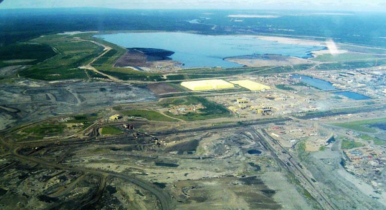 CETA und Klimaschutz: EU fördert kanadische Ölsand-Importe