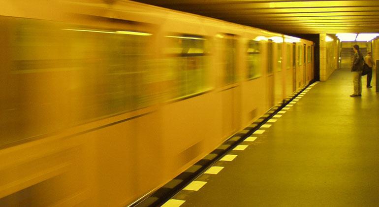 Umfrage zu Verkehrsmitteln in Europa
