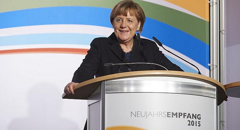 bee-ev.de | Bundeskanzlerin Angela Merkel bilanzierte die Energiepolitik der Bundesregierung und sprach sich gegen Kapazitätsmärkte aus.