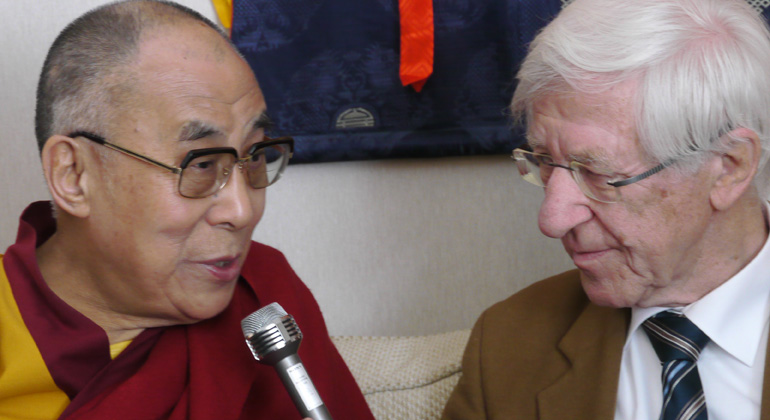 Dalai Lama: Ethics is more important than Religion