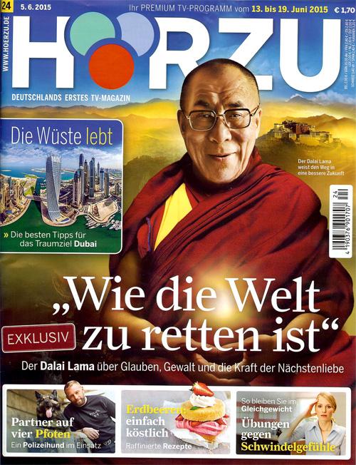 HÖRZU Nr. 24 / 2015