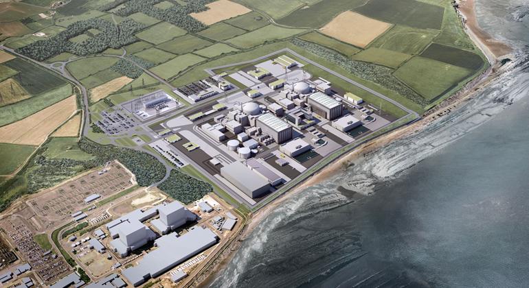 EDF Energy 2011   Hinkley Point C