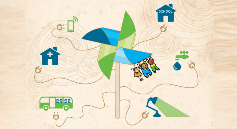 Why sustainable energy matters to children – study