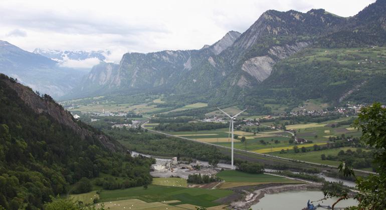 suisse-eole.ch | Windrad Haldenstein