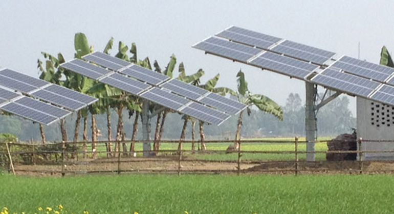 Next Big Thing in Bangladesh — Solar Irrigation Pumps