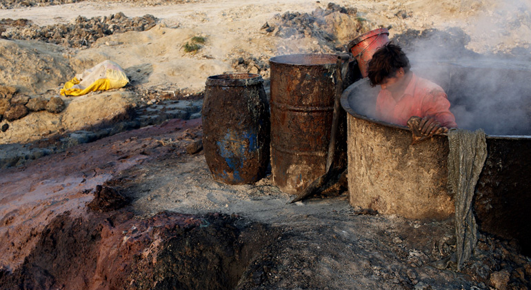 The World's Top Six Toxic Threats Affect 95 Million People, Steal 14.7 Million Years of Life At Contaminated Sites