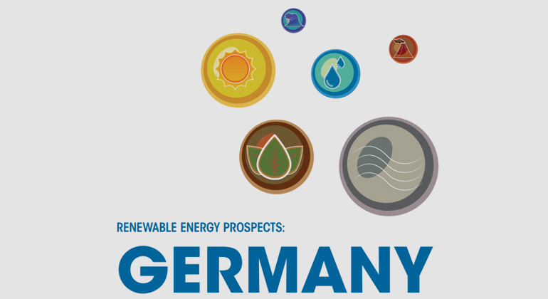Germany Has Additional Potential to Increase Use of Renewables in Heat and Transport Sectors