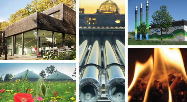 Kosteneffizient mit Erneuerbaren Energien zum klimaneutralen Gebäude