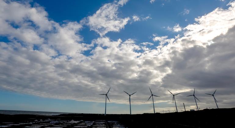 100% erneuerbare Stromversorgung bis 2050 auf den Kanarischen Inseln möglich