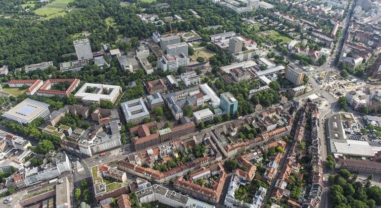 Satelliten finden nachhaltige Energie in Städten
