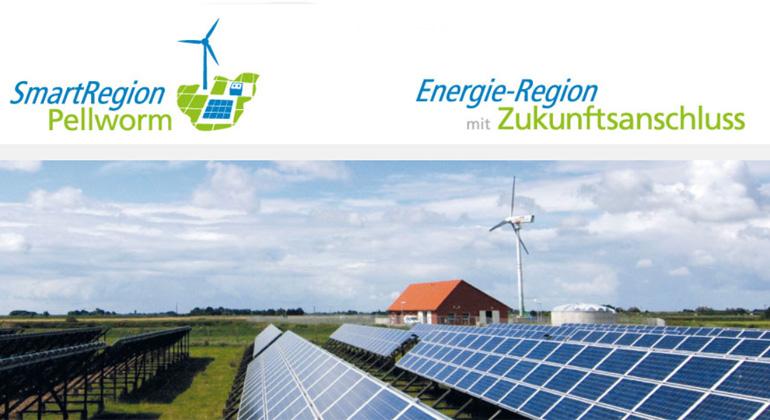 Intelligentes Stromnetz für das Energiesystem der Zukunft
