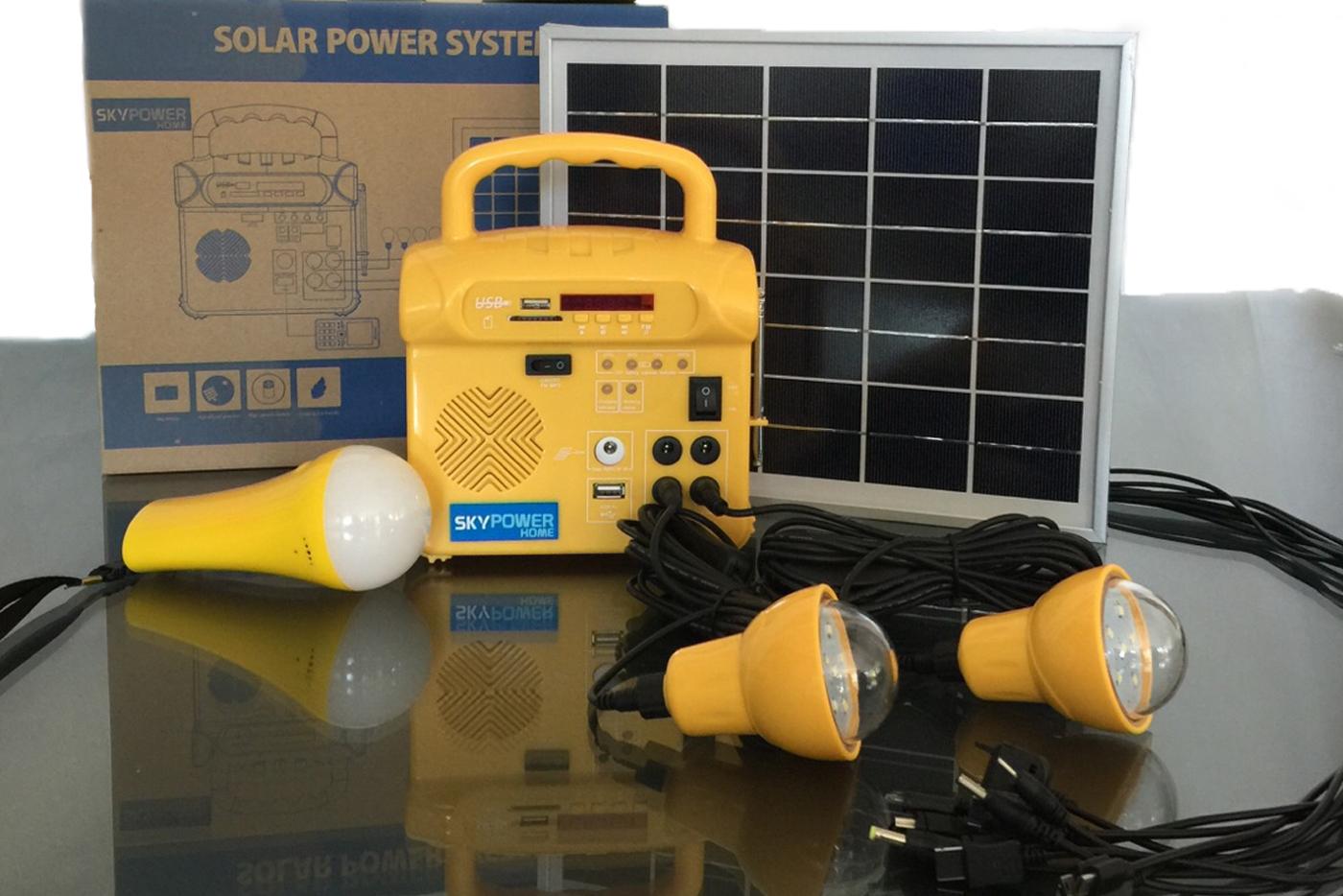 Plan International and SkyPower bring light to rural Kenya through 2 million home solar kits