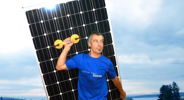 Solarbetrieben drohen hohe Strafen