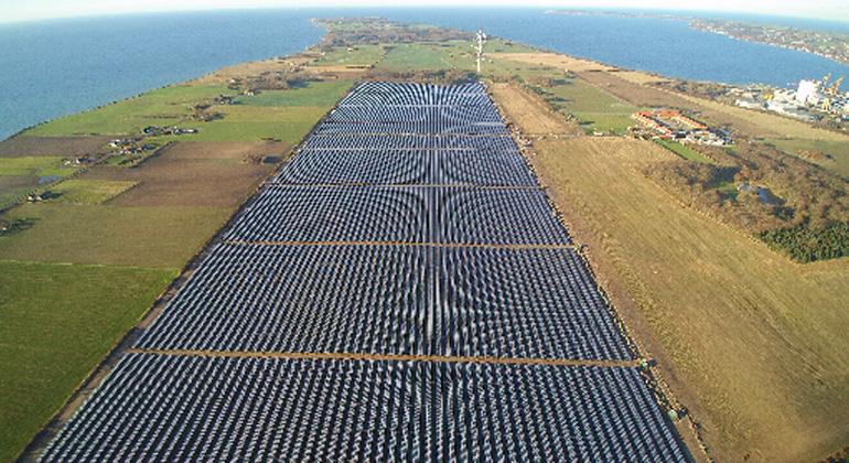 WIRSOL eröffnet größten Solarpark Skandinaviens