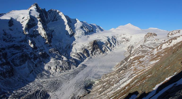 Pasterze: Gletscherzunge dürfte bis 2050 fast völlig verschwinden