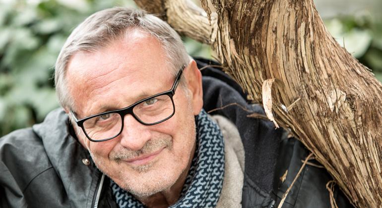 Konstantin Wecker: Menschenrecht auf Frieden!