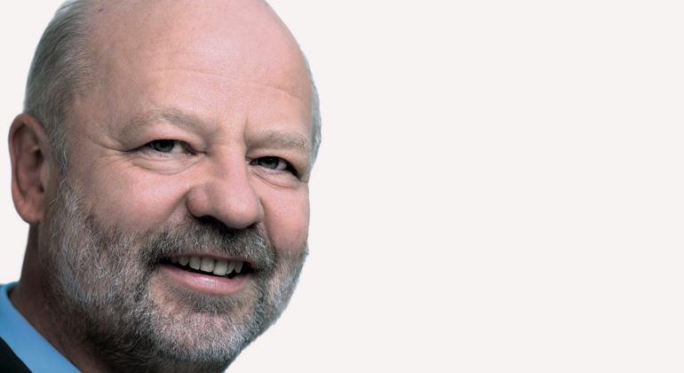 Hans-Josef Fell   Präsident der Energy Watch Group (EWG) und Autor des EEG
