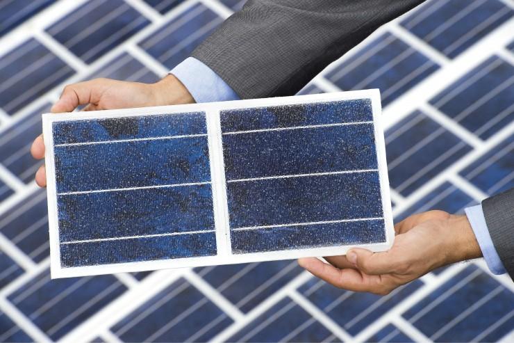 COLAS | Joachim Bertrand | Entwickelt wurde die Solarstraße vom französischen Unternehmen Colas.