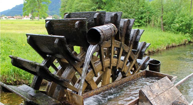 Wasserkraft muss bleiben – stoppt die einseitige Umweltpolitik!
