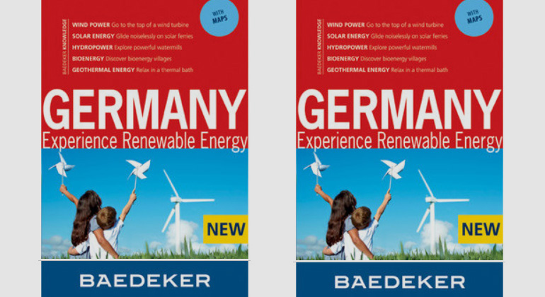 Energiewende travel guide published in English
