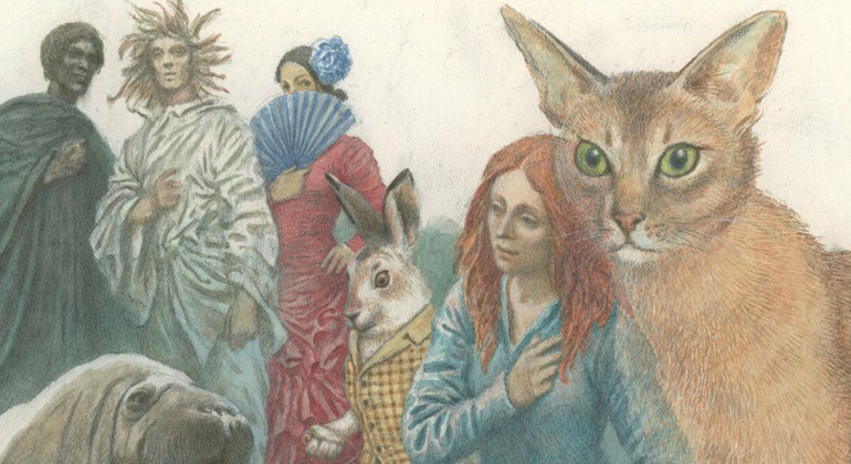 """Alice, the Zeta Cat and Climate Change"": A fairytale about the truth"