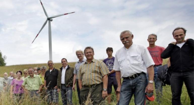 buergerwerke.de | Bürgerenergiegenossenschaft Starkenburg: Pionier der Bürgerwindenergie
