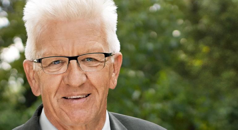 gruene-bw.de | Ministerpräsident Winfried Kretschmann