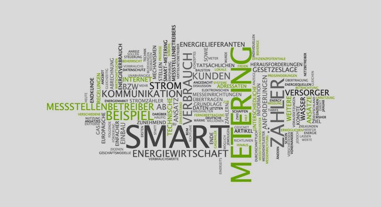 Die Energiewende funkt künftig auf 450 Megahertz