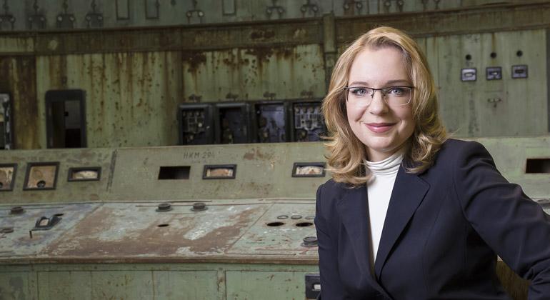 Daniel Morsay | Prof. Dr. Claudia Kemfert - Leiterin der Abteilung Energie, Verkehr, Umwelt