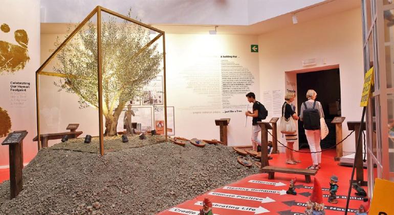 EPEA Internationale Umweltforschung   Frank Ossenbrink Media   15th Internationale Architecture Exhibition - La Biennale di Venezia