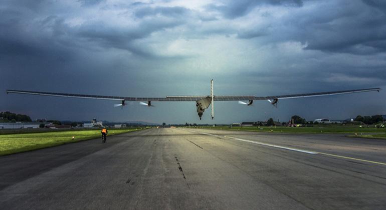 Jean Revillard/rezo.ch/Solar Impulse