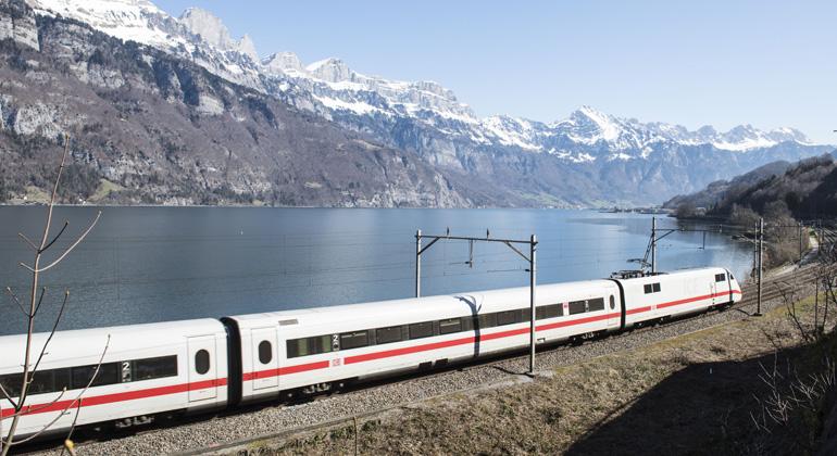 Eine Renaissance des europäischen Schienenverkehrs